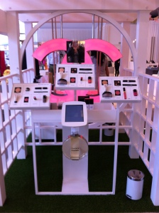 Selfridges_Chanel Stand_June 2014